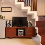 LCD TV and Sound System